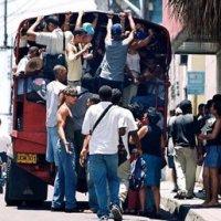 Los choferes en #LaHabana: más rápidos y más furiosos. #Cuba
